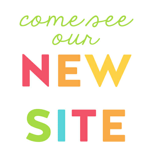 Brand New Site--Come Take a Peek!