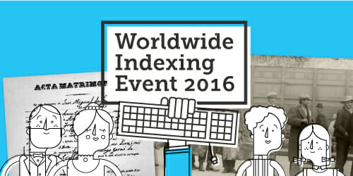 Indexing Event