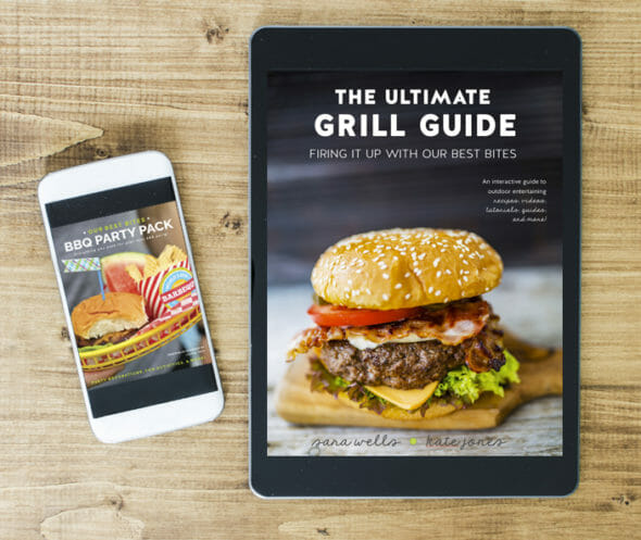 New Book: Ultimate Grill Guide + Party Pack Bonus!