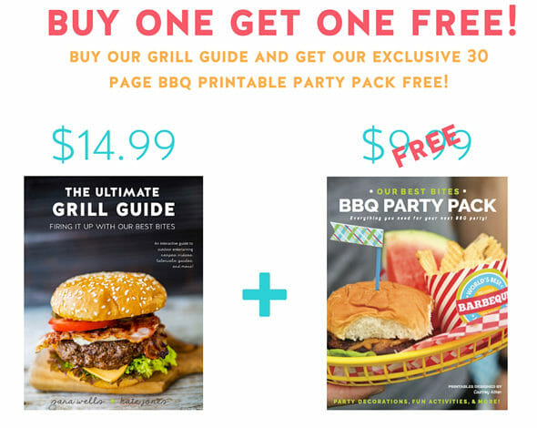 Newsletter Grill Bundle