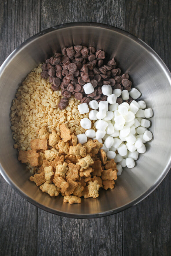 S'mores Rice Krispie Treats-2