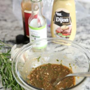 Garlic-Rosemary Tri-Tip Roast