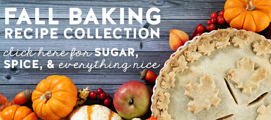 Best Fall Baking Recipes