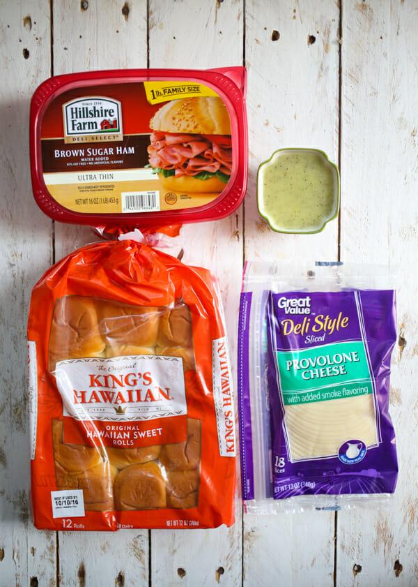 hawaiian ham and cheese sliders-2