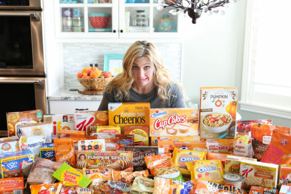 The Blogger who tried ALL the Pumpkin Spice.