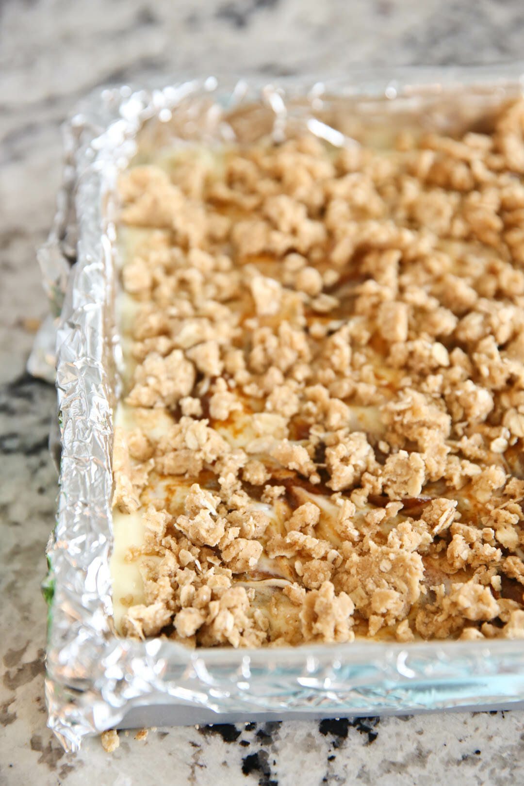 Fall Pumpkin Dessert: Pumpkin Cheesecake Oatmeal Cookie Bars