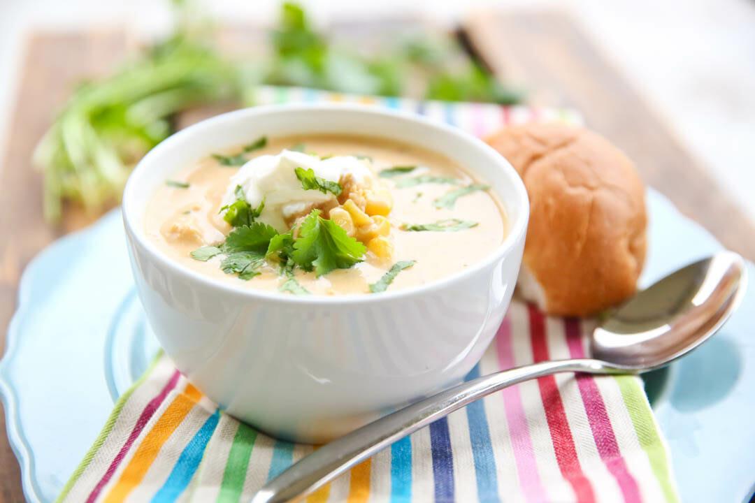 Best Soup Recipe Creamy Taco Soup