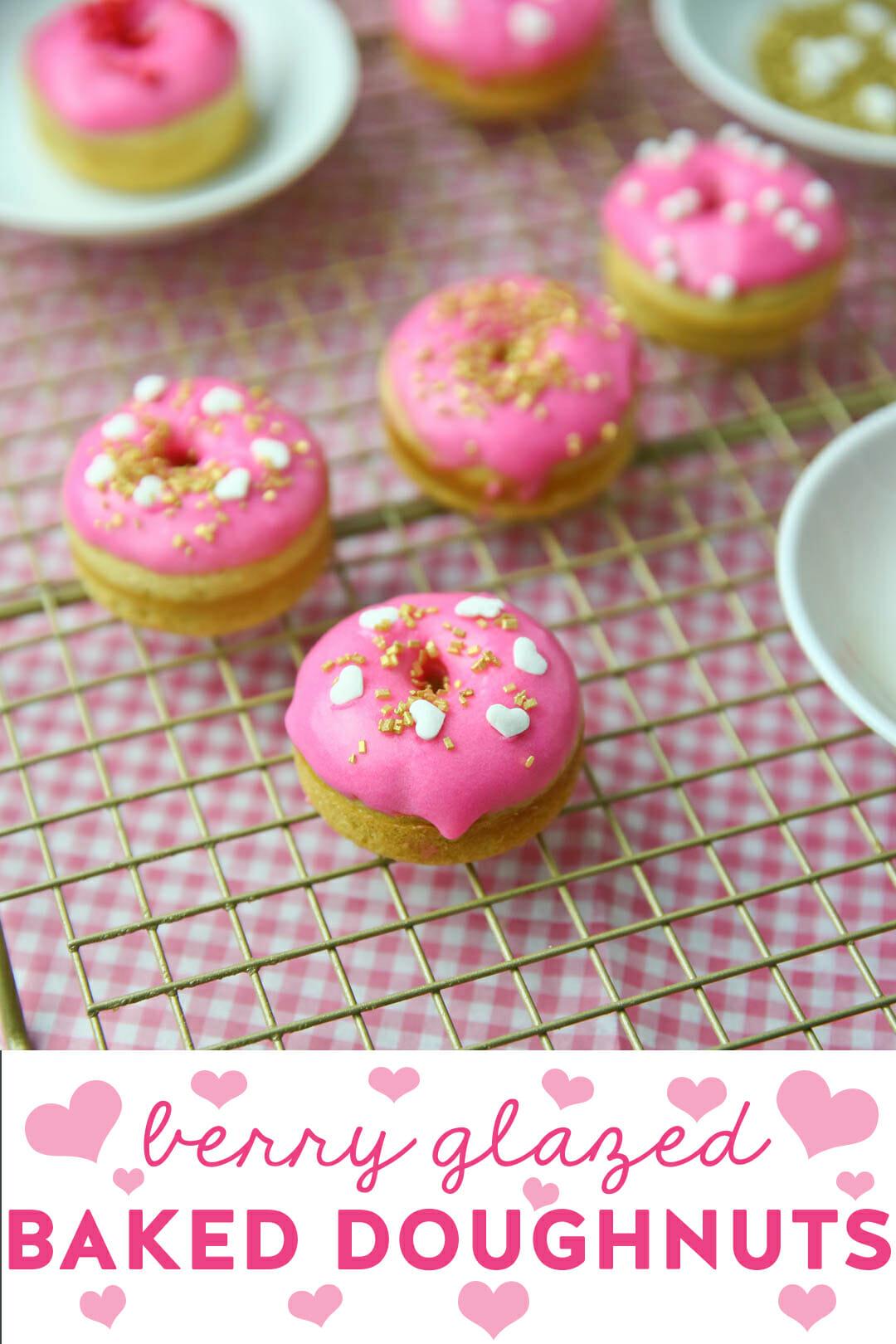 Best Baked Doughnut Recipe