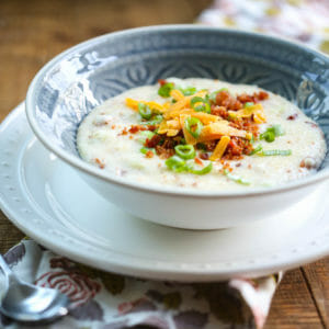 Creamy Loaded Cheese Grits