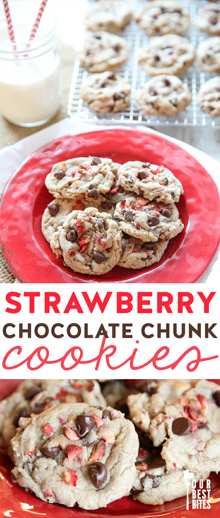 The Best Valentine Cookies