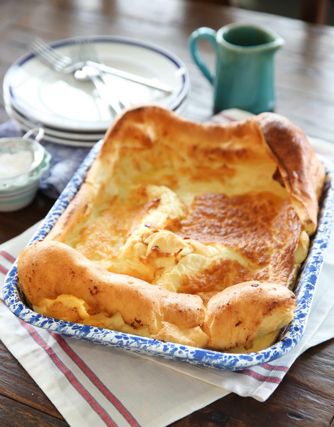 The Best German Pancake Recipe