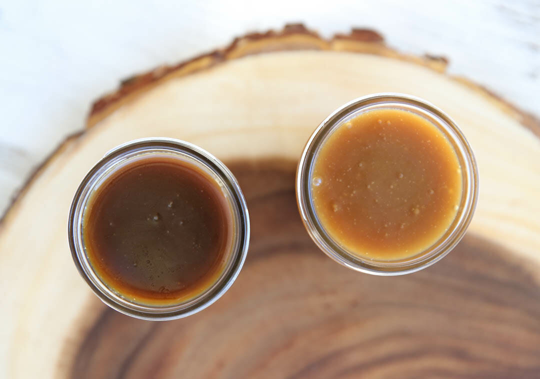 Easy Homemade Caramel Sauce Recipe