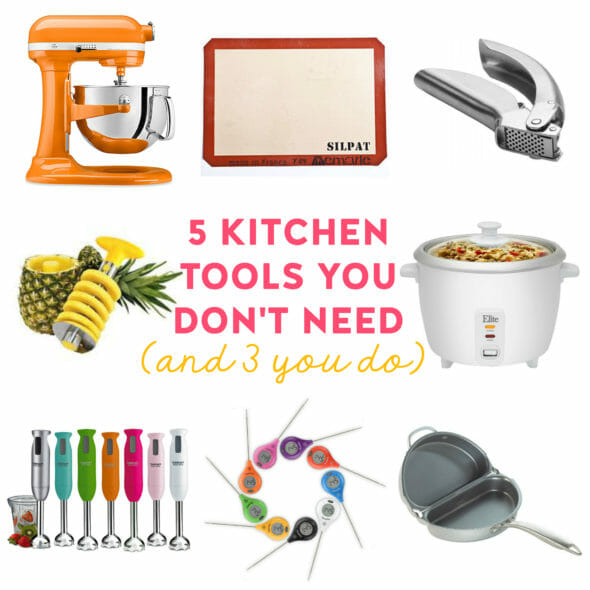 5 Kitchen Gadgets You Don't Need (and 3 You Do!)