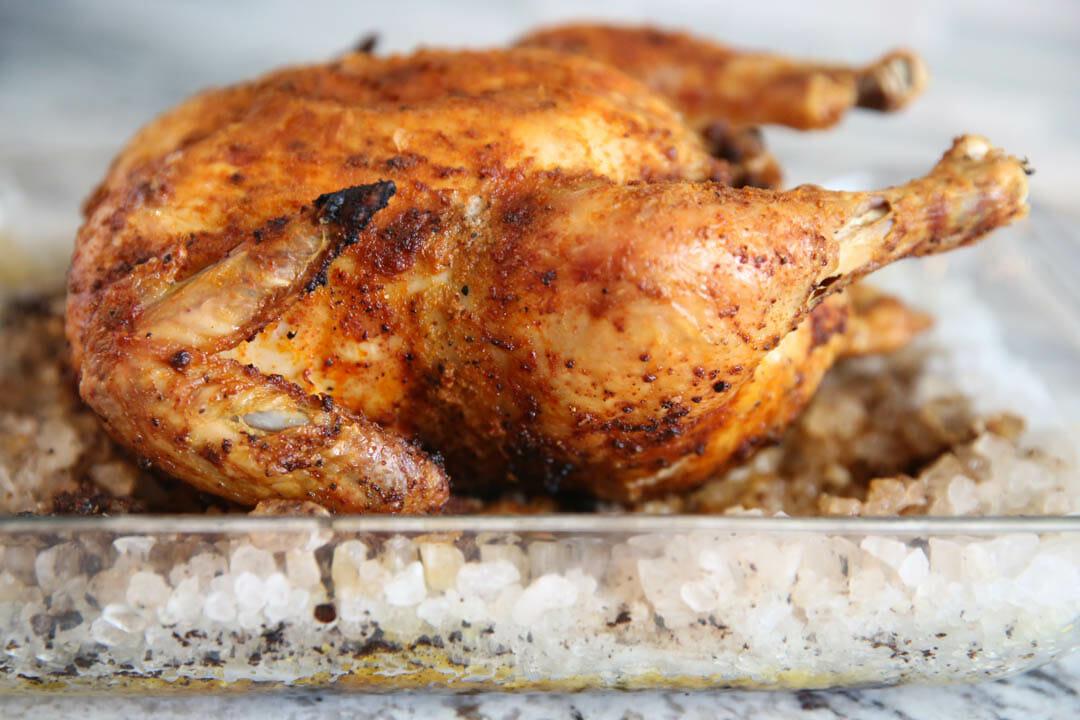 Best Roasted Chicken Recipe