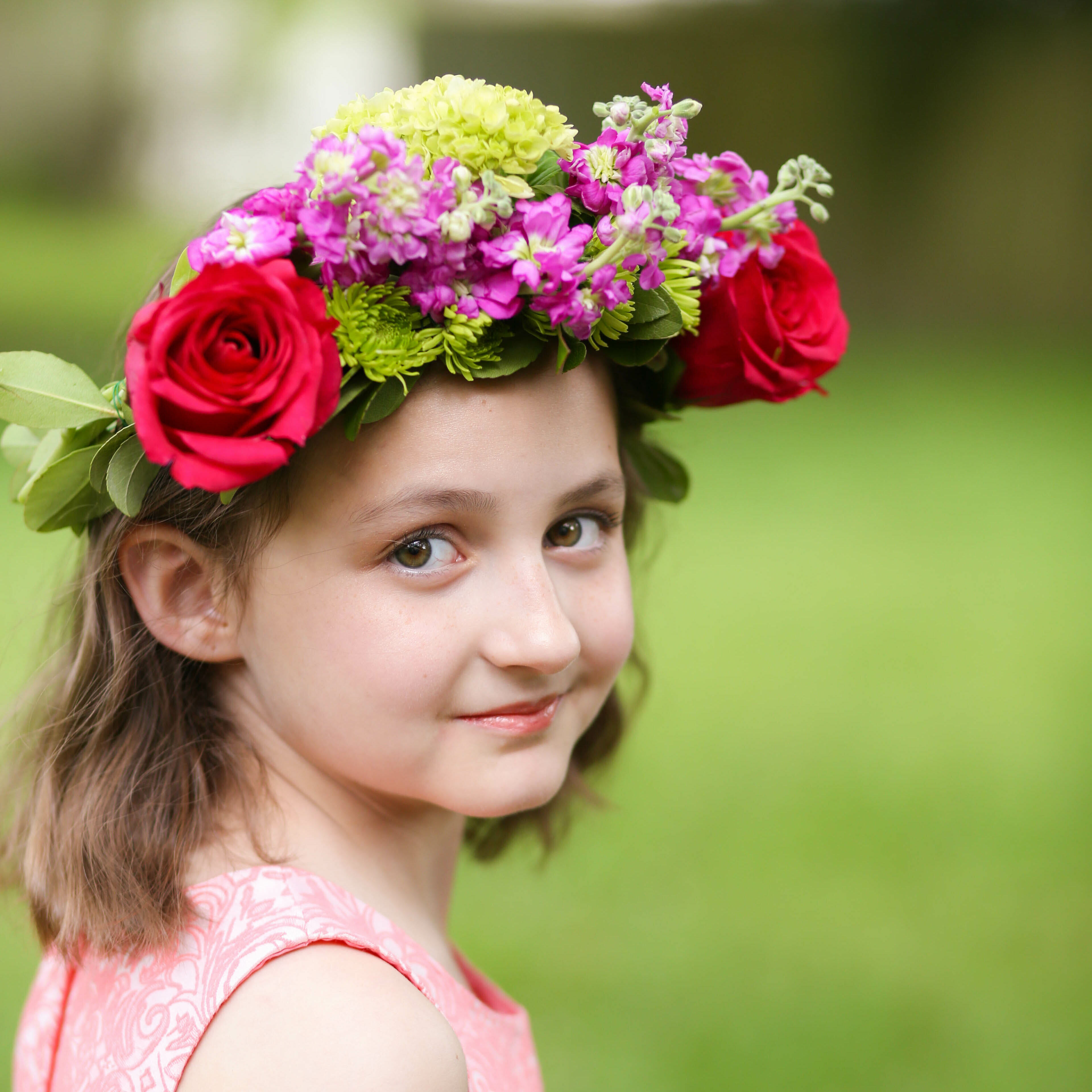 How to Make A Flower Crown Our Best Bites