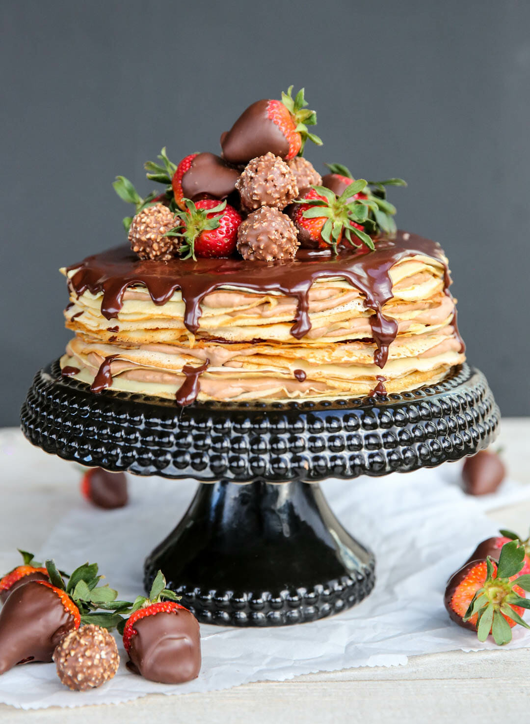 Crepe Cake Our Best Bites