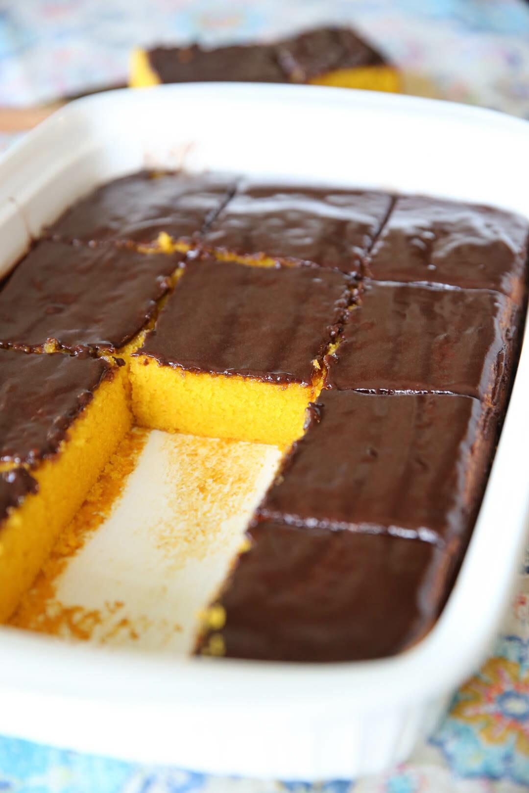 Best Brazilian Carrot Cake
