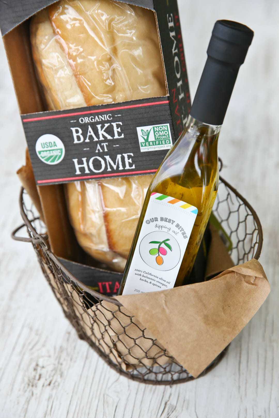 Mothers day gift ideas you could also grab a loaf of fresh bread from an actual bakery if youre gifting right away this is our go to gift for new neighbors solutioingenieria Choice Image