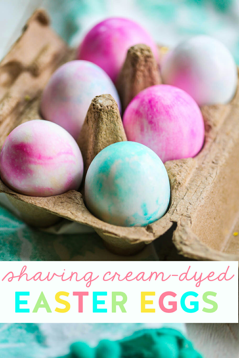 Mar 28,  · Food coloring is safe, easy, and allows you to craft nearly any variance of color and design on your egg-canvasses, right? While one can't use shaving cream alone to dye eggs .