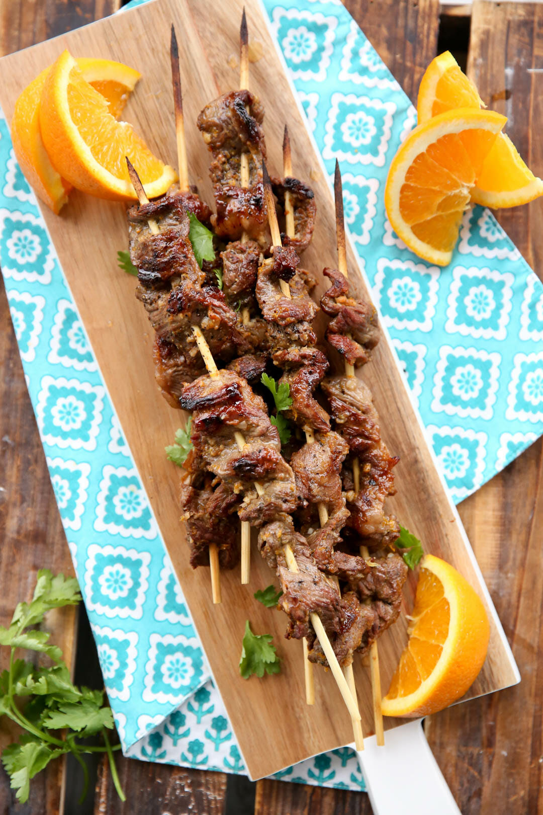 Grilled Asian Beef Recipe