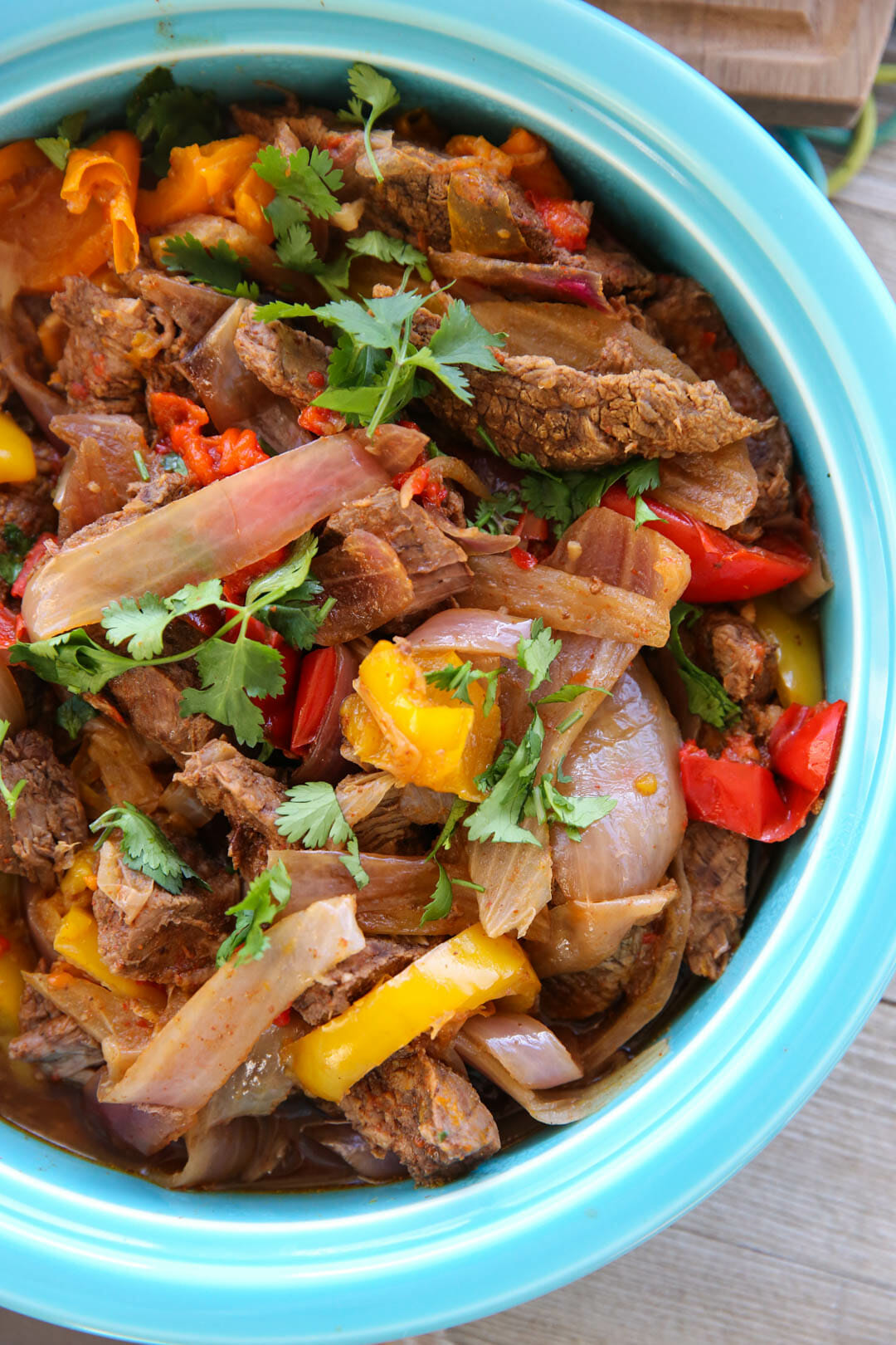 Slowcooker Fajita Recipe
