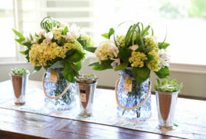 Three Trendy Floral Tablescape Ideas