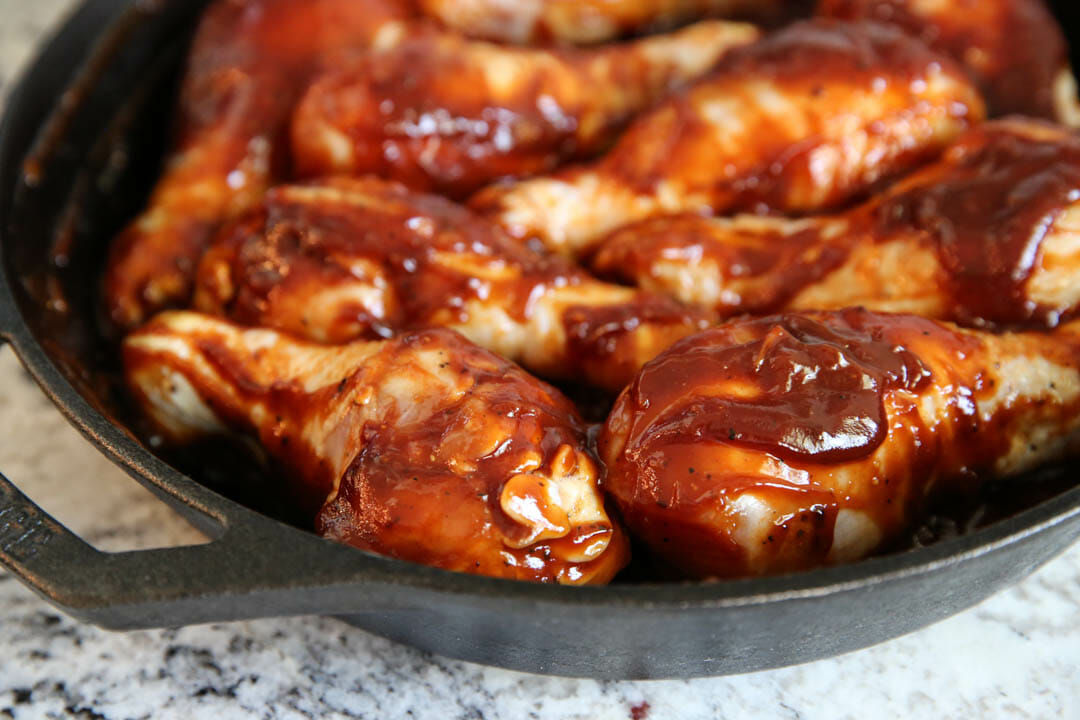 Sweet and Tangy BBQ Chicken Drumsticks