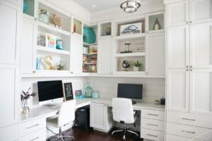 Sara's Office Remodel