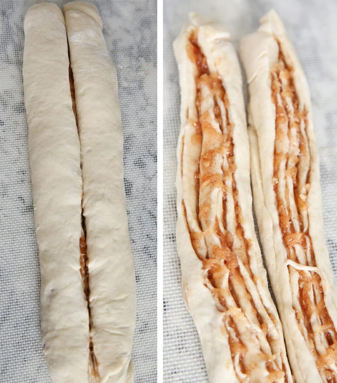 Cinnamon-Apple Twist Bread_rolled