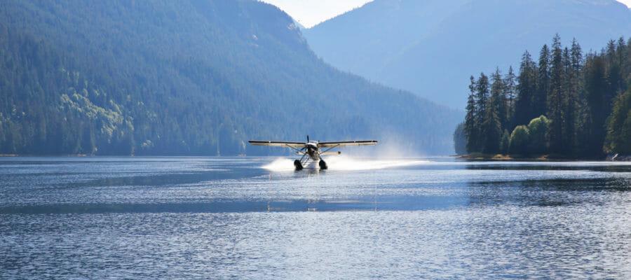 Alaskan Float Plane