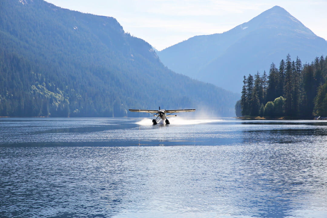 Alaskan Float Plane