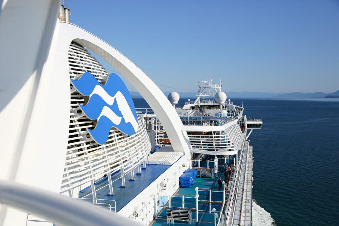 Cruise to Alaska weather