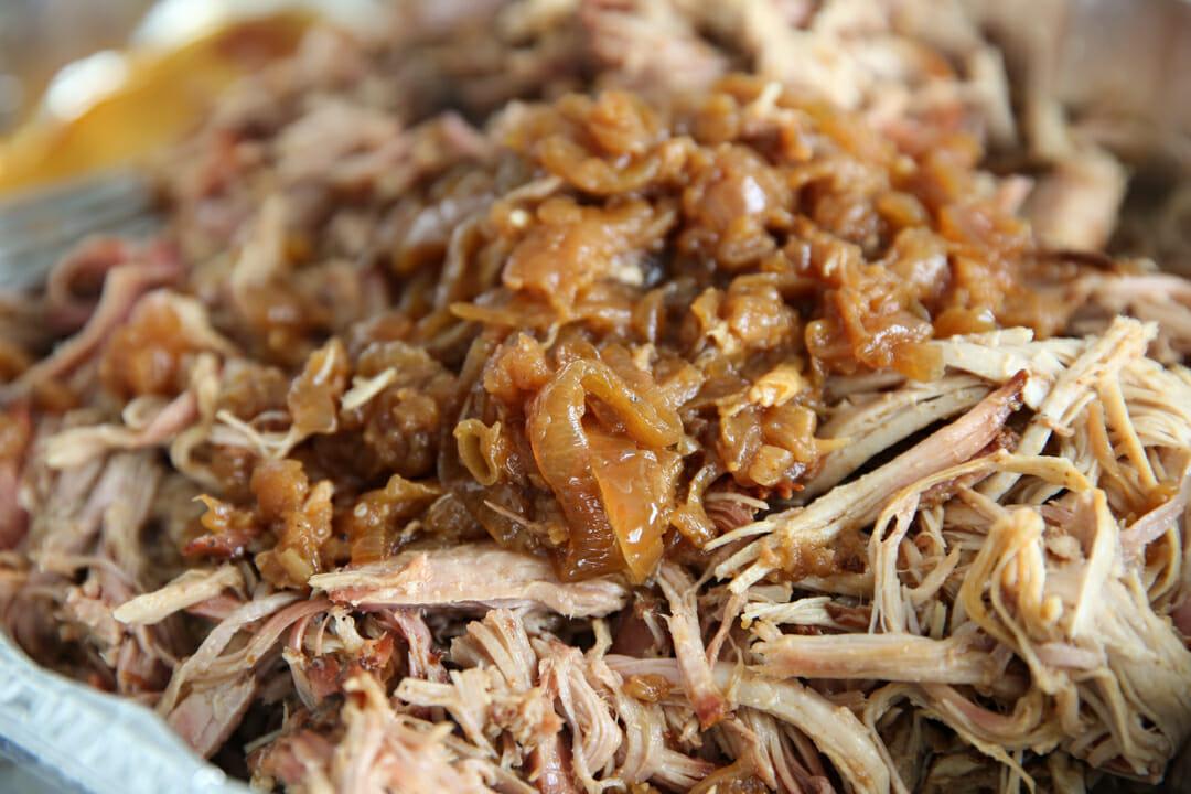 BBQ Smoked Pork