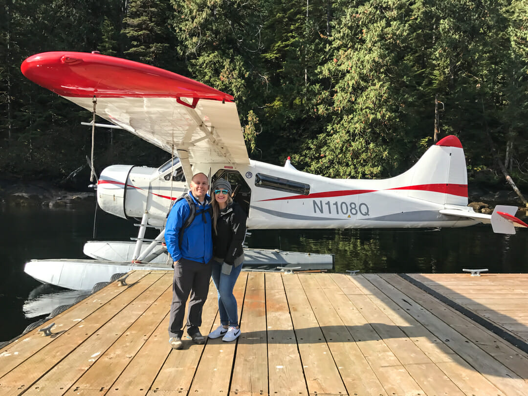 Float Plane Alaska