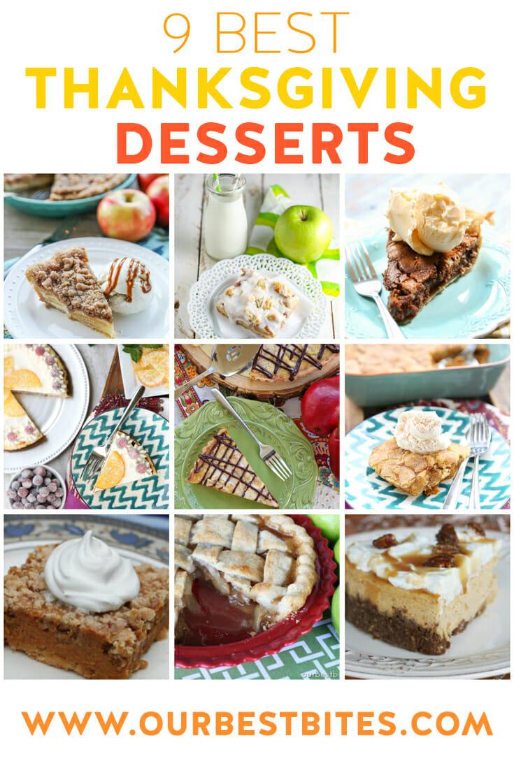 Best Thanksgiving Desserts Our Best Bites