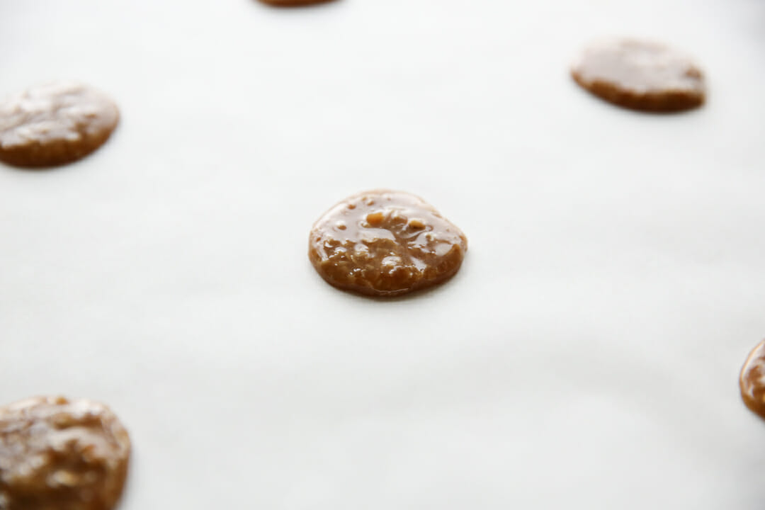 Oatmeal Lace Cookie Recipe