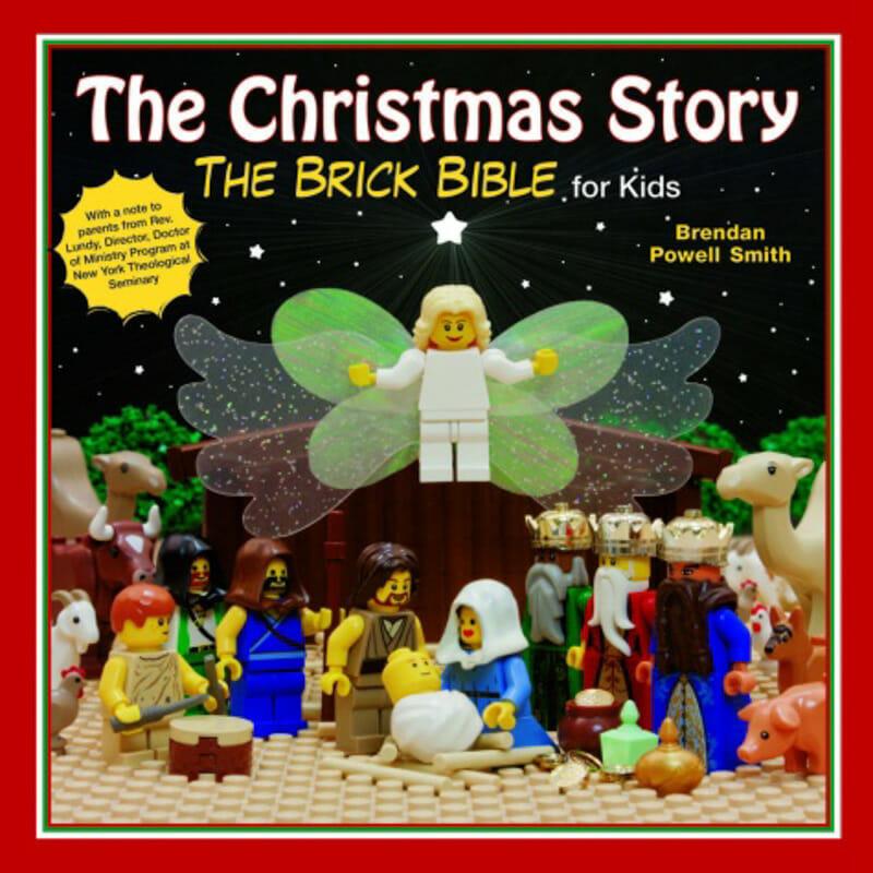 lego christmas books