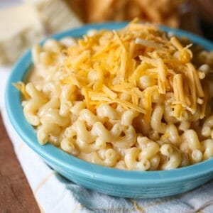 the best stovetop macaroni and cheese