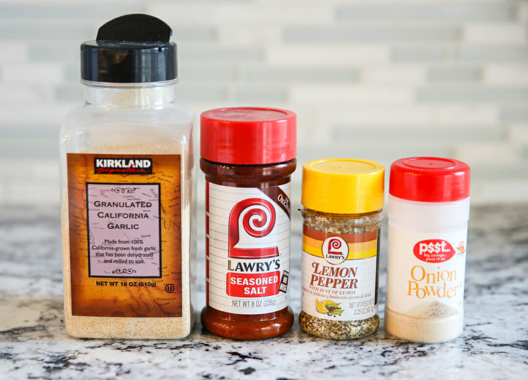 seasonings for chicken