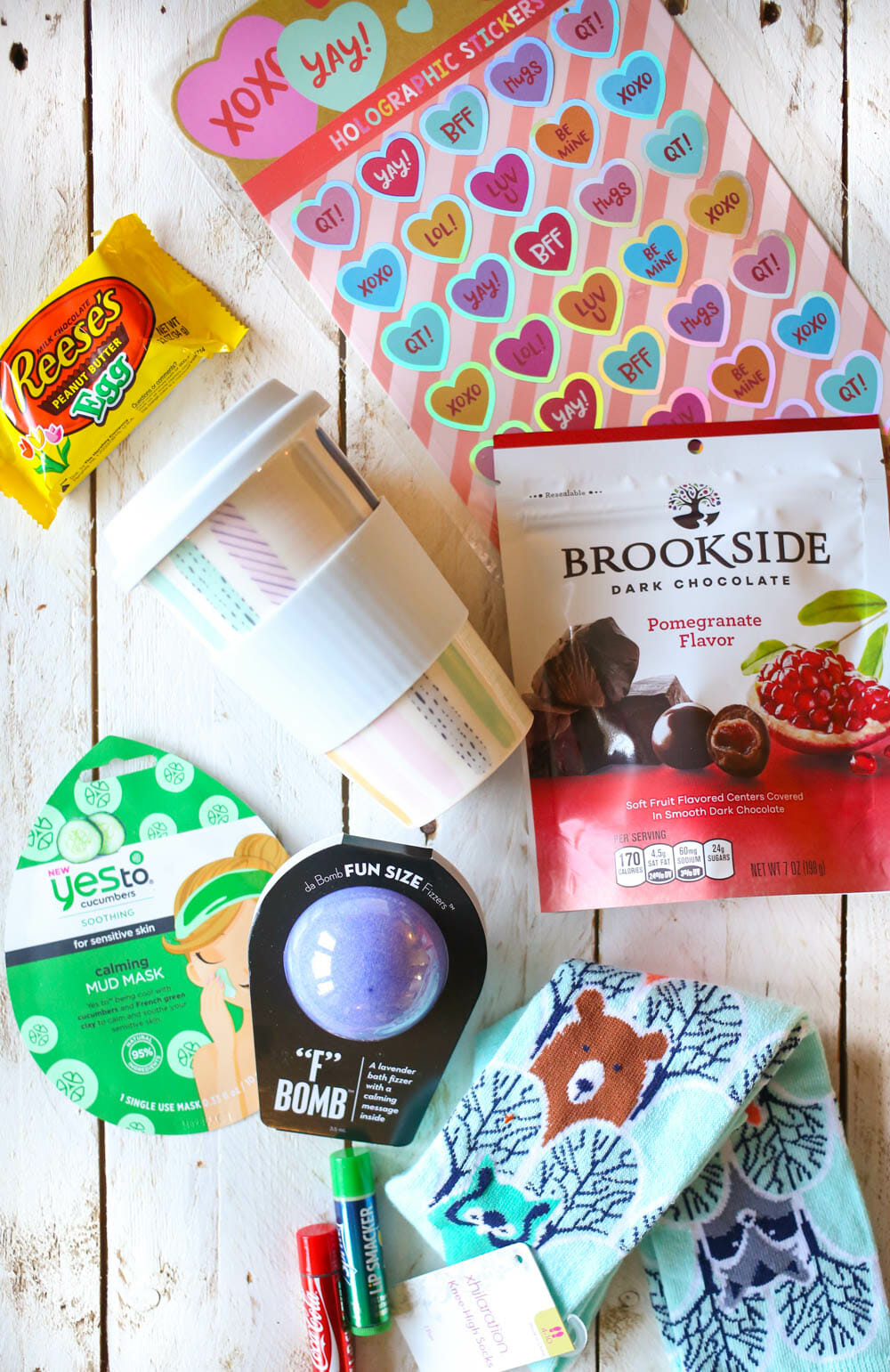 Galentine's day swag bags