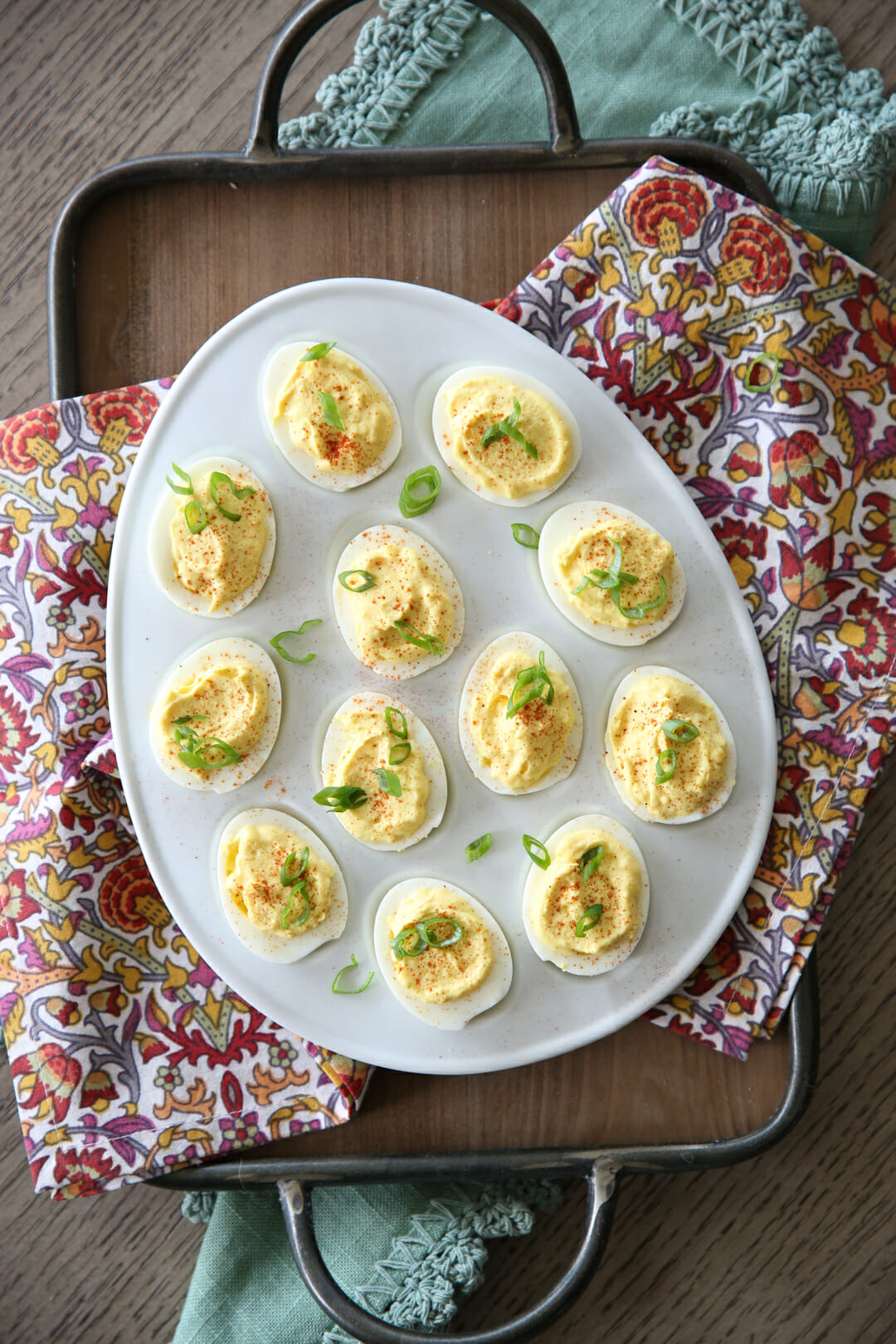 Perfect Deviled Eggs from Our Best Bites