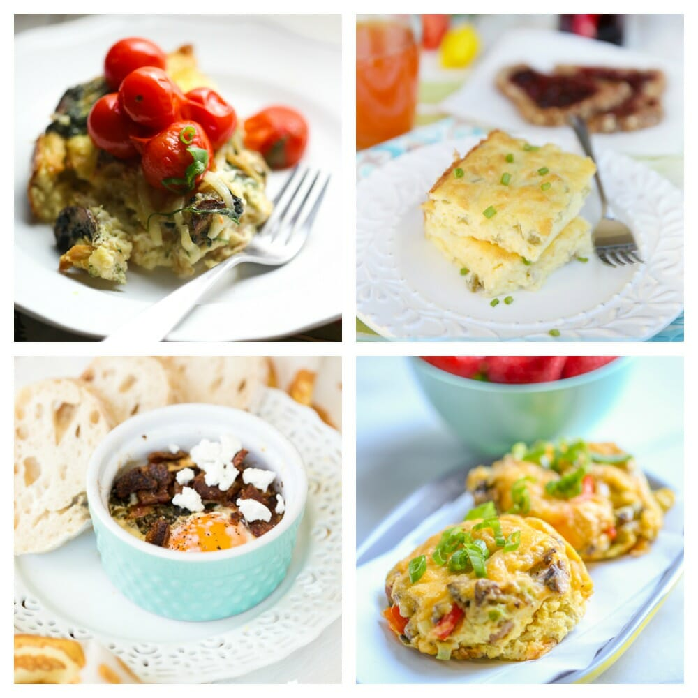 egg dishes for brunch