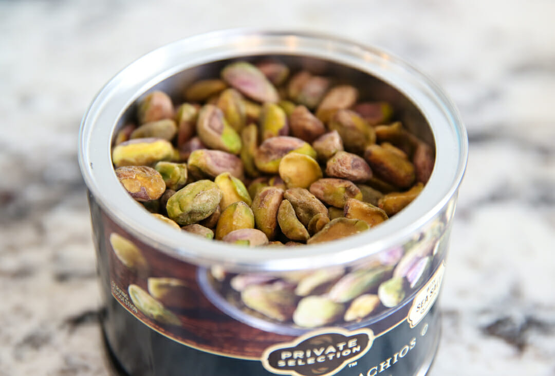 Canned Pistachios