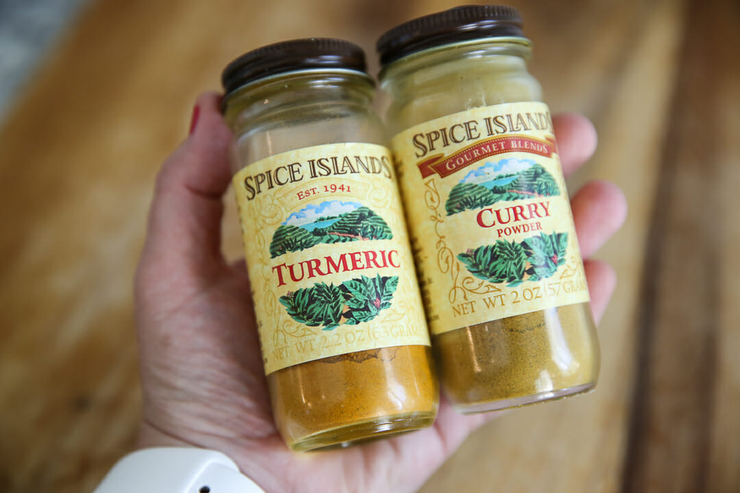 Turmeric and Curry