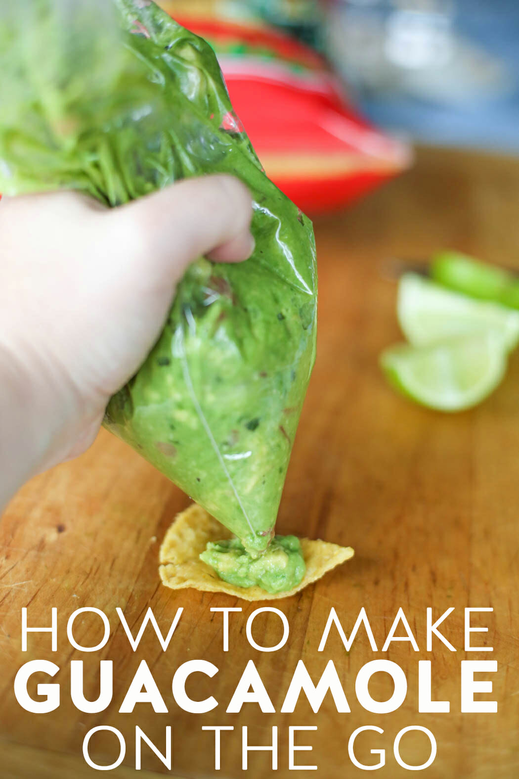 how to make guacamole thermomix