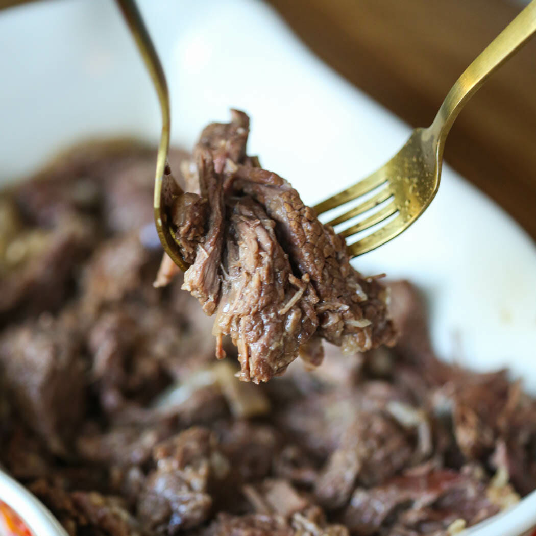 Pressure Cooker Pot Roast