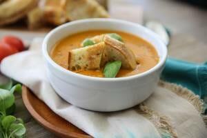 Easy Pressure Cooker Tomato Soup