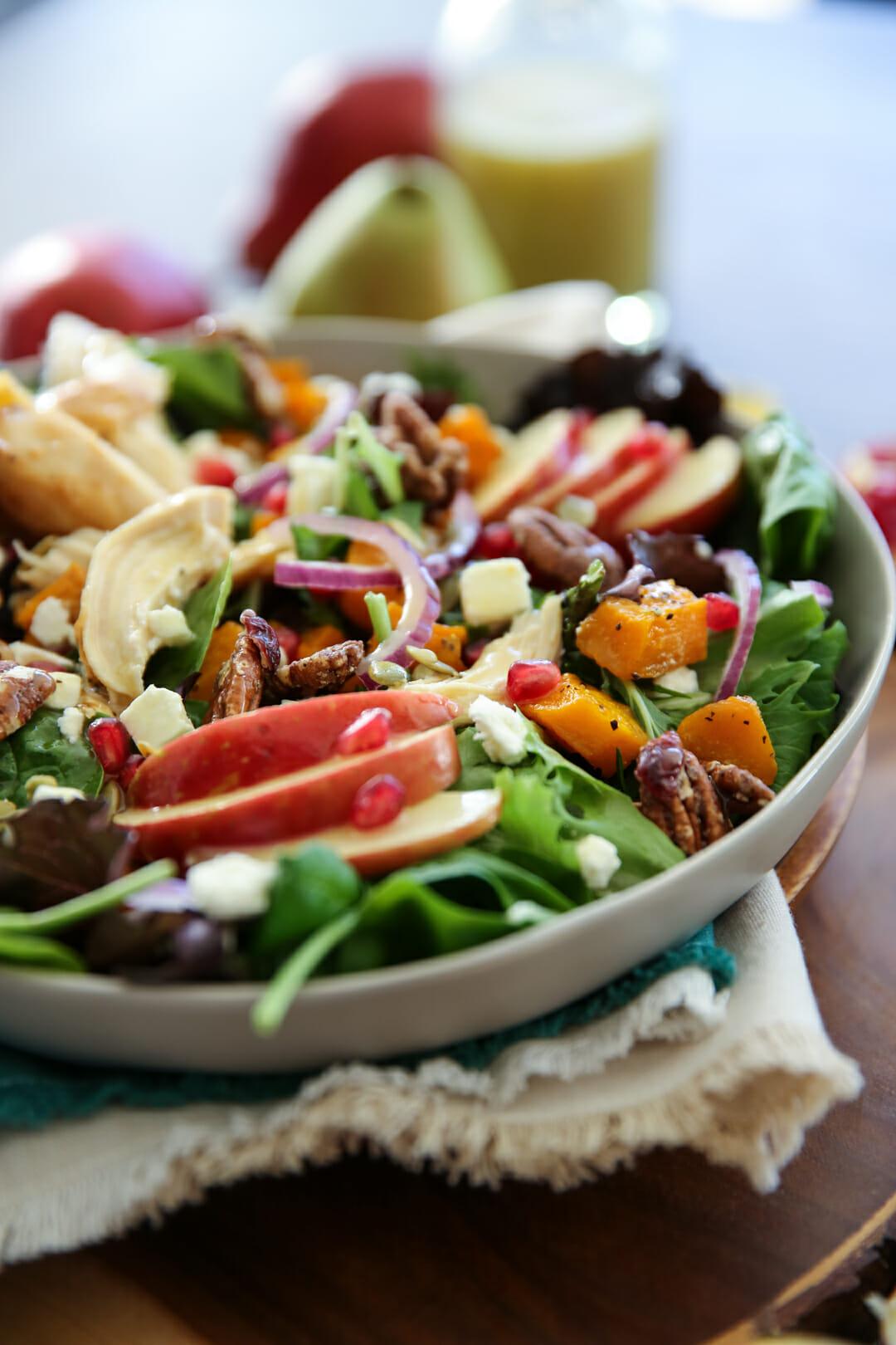 Autumn Harvest Salad Recipe