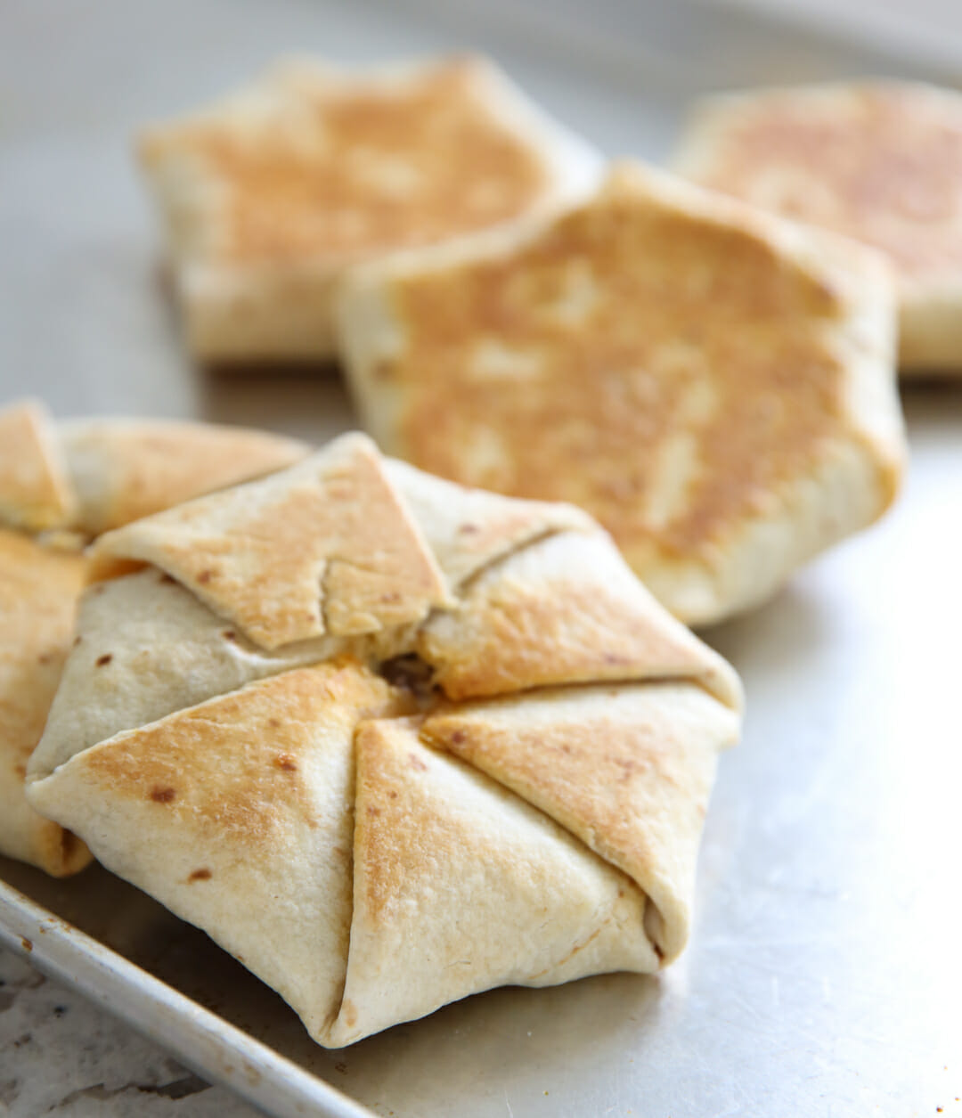 Baked Crunch Wraps