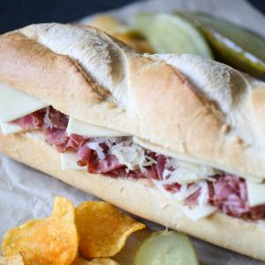 Reuben Party Sub